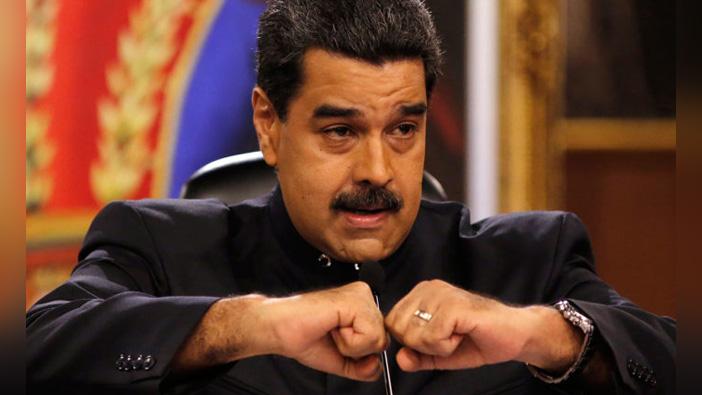 Peña Nieto prohibió manifestaciones de apoyo a Venezuela en asamblea de la OEA, acusa Maduro