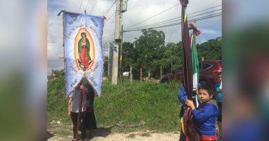 Pueblo Zoque se manifiesta en defensa de la vida y el territorio contra extracción de combustible