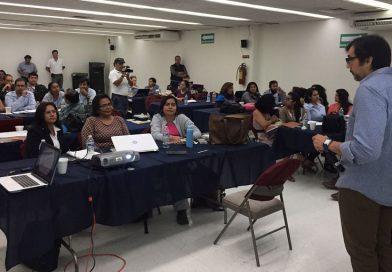 """Imparten en la UNACH el Taller de """"Contextualización en Casos Prácticos en Defensa de Derechos Humanos"""""""