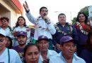 La ola morada inunda de optimismo a Mapastepec