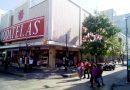 Delincuentes rompen boquete para robar comercio en pleno centro de Tuxtla