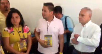 José Antonio Aguilar Bodegas es candidato del PAN-PRD a la gubernatura de Chiapas