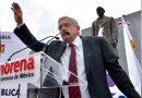 """""""No habrá represalias ni persecución contra adversarios"""", dice AMLO al registrarse en el INE"""