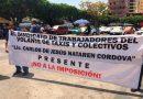 Más transportistas se suman a la exigencia de concesiones, amenazan con plantón y huelga de hambre