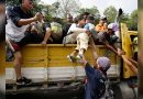 México amaga con deportar a integrantes de caravana; la CNDH aboga por sus derechos