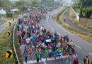 La Segob a Trump: México no caerá en exigencias por caravana