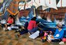 ONG y autoridades de Chiapas despliegan operativo para recibir a migrantes hondureños
