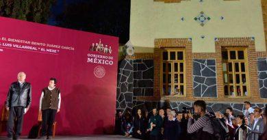 AMLO admite error con recorte a universidades en reapertura de la normal de El Mexe