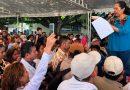 Trabajadores de la Secretaría de Salud en Chiapas levantan plantón tras 46 días