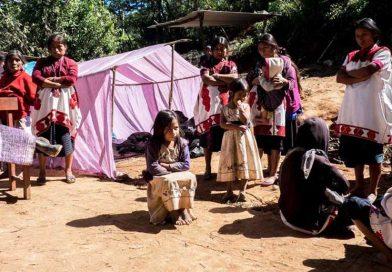 Paramilitares dejan dos indígenas tzotziles heridos en Aldama, Rutilio Escandón indiferente