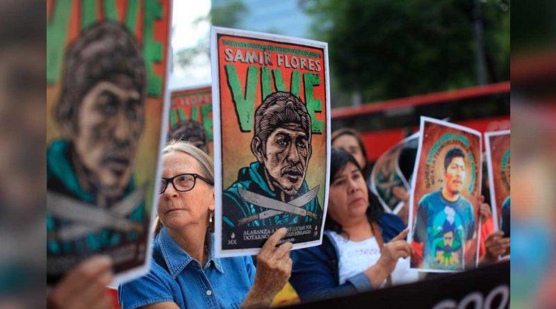 """""""¡Samir no murió, el gobierno lo mató!"""", claman en la CDMX… y amenazan con boicotear consulta"""