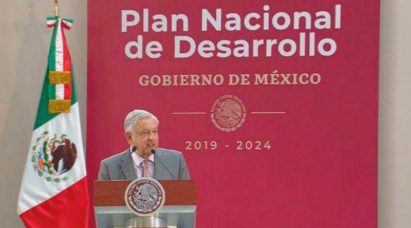 Termina modelo neoliberal y su política de pillaje: López Obrador