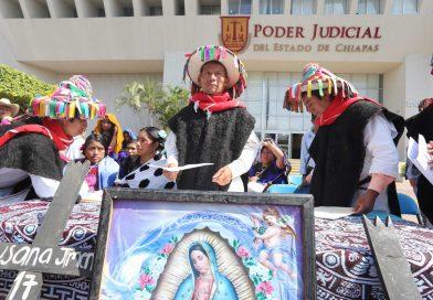 Las Abejas exigen a López Obrador sacar al ejército de Chiapas