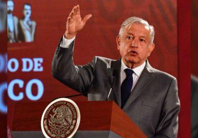 """Bienes de """"El Chapo"""" le corresponden a México, afirma el presidente"""