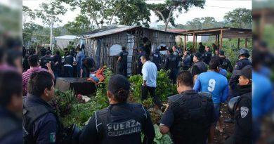 Autoridades recuperan y entregan a campesinos más de 4 mil hectáreas de tierras invadidas en Chiapas
