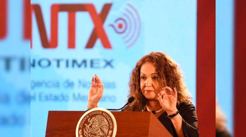"""Ante reclamos de extrabajadores, Notimex señala excesos sindicales y """"huachicoleo de noticias"""""""