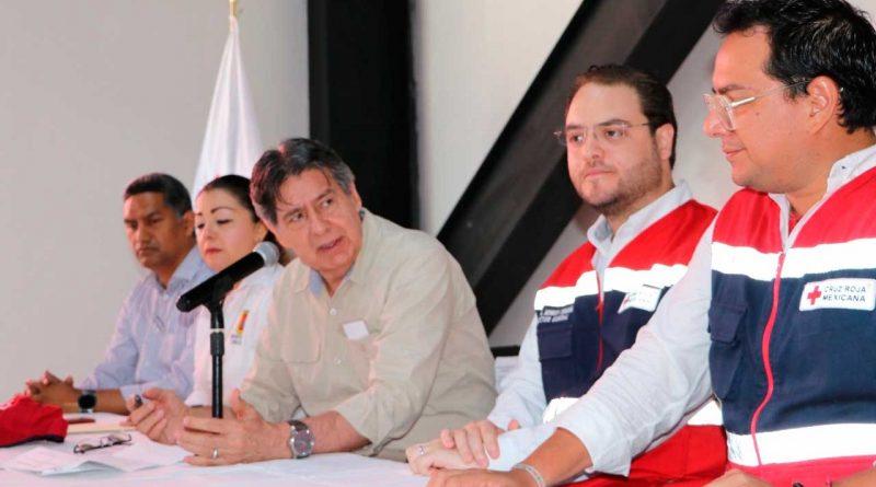 Cruz Roja se suma a las acciones de reforestación en Tuxtla Gutiérrez