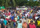 Se preparan miles de campesinos para una movilización nacional, para presionar a AMLO a  liberar el presupuesto
