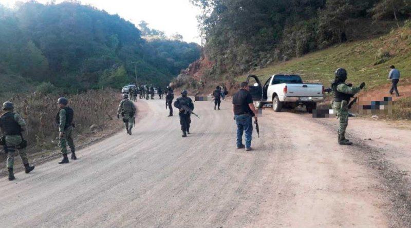 Enfrentamiento entre militares y civiles deja  otros 15 muertos en Guerrero
