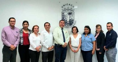 Anuncian alianza UNICACH – Universidad de Colombia