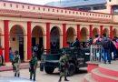 Policías frenan a campesinos en su intento por llevarse retenido a síndico de Simojovel