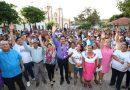 Vigilancia policíaca, agua potable y reparación de lámparas fundidas piden familias de Copoya