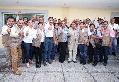 Los periodistas no son los adversarios de quienes compiten en política: Enoc Hernández